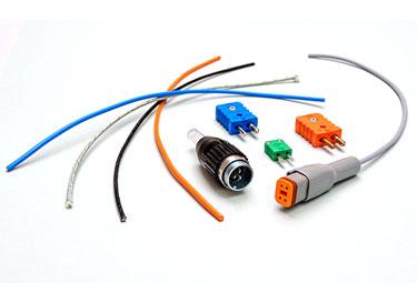 Leitungen und Steckverbindungen - MSR Golombek Temperaturmesstechnik GmbH